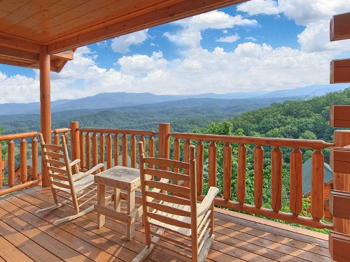 Smoky Mountain Cabins...my home away from home =)