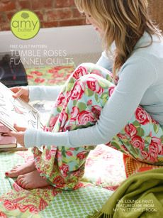lots of free amy butler free patterns. clothing, purses, quilts