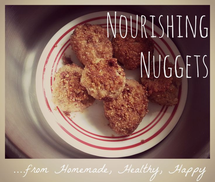 Nourishing Nuggets (Thermomix)
