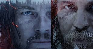 Hypervigilant. Connected in Survival Mode. Tom Hardy [on the right] in The Revenant