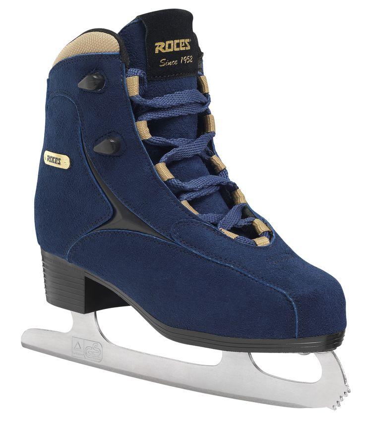 Roces CAJE Ice Skate. Roces Ice Skate Collection 2014/15. #iceskate #Roces #iceglamour http://shop.roces.com/en/skates/ice-skates/brits-475.html