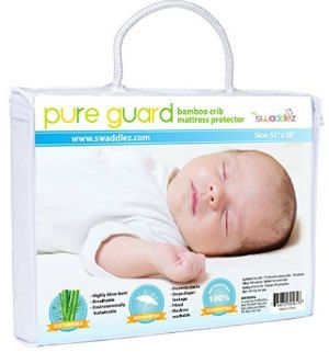 Waterproof Crib Mattress Cover