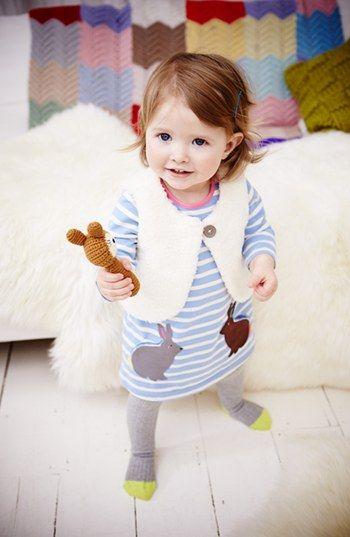 Mini boden jersey gilet dress baby girls nordstrom for Shop mini boden