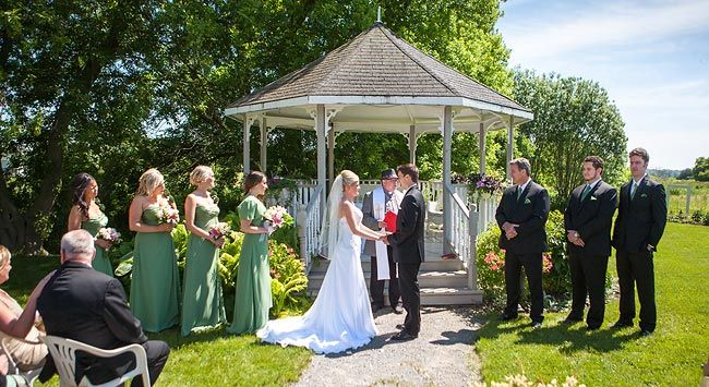 Storybook Country Weddings at The Waring House
