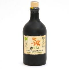 Grelia Organic extra virgin olive oil - ceramic