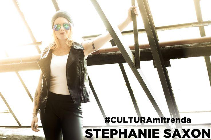 Estrenamos nuestra columna de #CULTURAmitrenda con una nota a Stephanie Saxon!  Ella esa una cantante uruguaya triunfando en Estados Unidos. Nos contó su divertida historia entre risas, y así la vimos nosotros. Viajá con ella y conocela acá --> http://www.mitrenda.com/blog/stephanie-saxon/