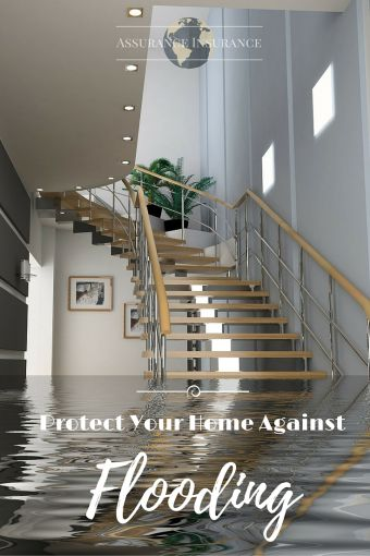 Worried about flooding in your home? Here are 5 tips from Assurance Insurance to help you protect your property against flooding and give you peace of mind.