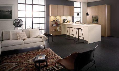 PINTA-K | ORLANDO-K › Schichtstoff › Modern Style › Küchen › Küchen | Marken-Einbauküchen der LEICHT Küchen AG