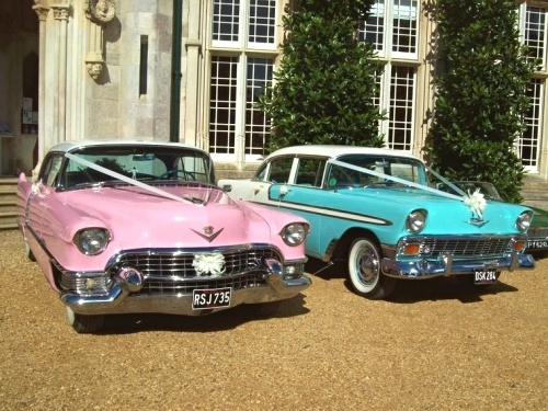 Superwed Cars - Wedding Cars for Brides in Dorset, Hampshire  Wiltshire fifties-rock-and-roll-wedding