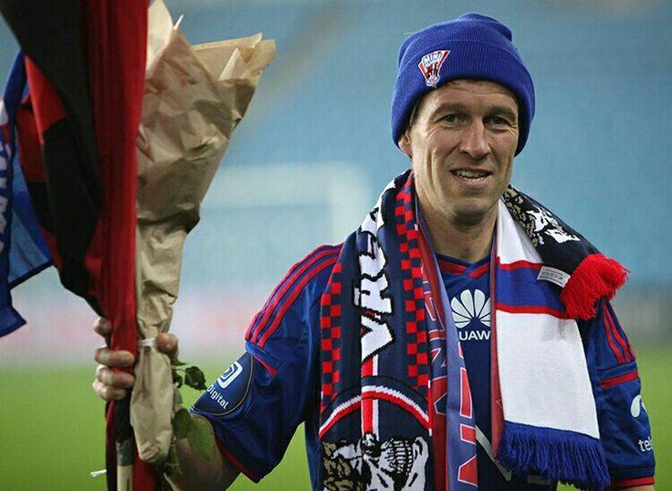 Legenden Morten G. Berre, Vålerenga.