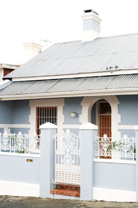 Karoo architecture - Victorian. BelAfrique your personal travel planner - www.BelAfrique.com