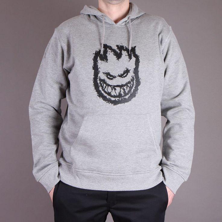 Szara bluza z kapturem Dickies SF-DK Charred Gray Melange / www.brandsplanet.pl / #dickies streetwear