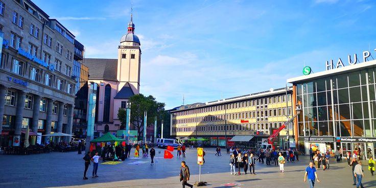 Street View Köln