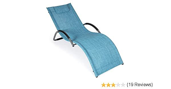 Park Alley Sonnenliege Alu Relaxliege Garten Bis 100 Kg Belastbar Abnehmbares Klettkissen 192 X 45 Cm Liegeflache B Sonnenliege Sonnenliege Alu Relaxliege