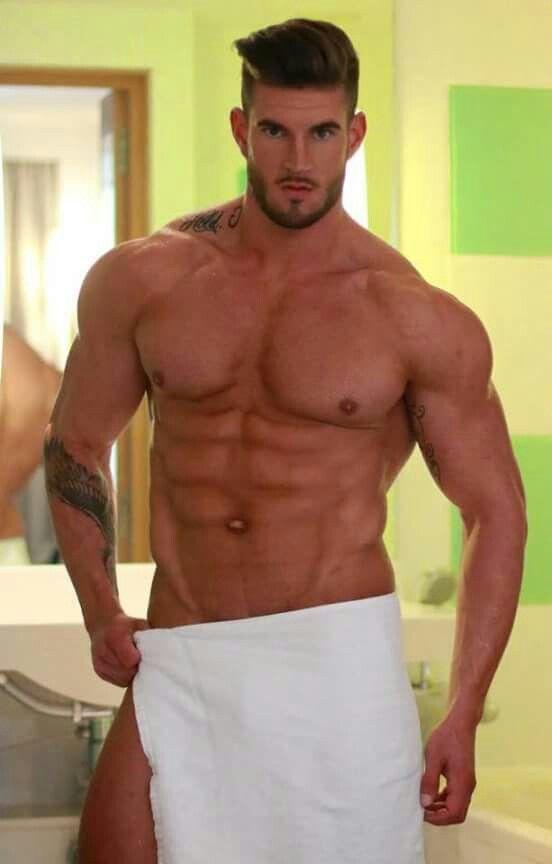 gay towel play