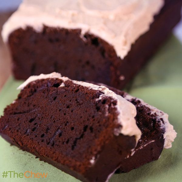 Chocolate Root Beer Pound Cake by Carla Hall! #TheChew #Dessert