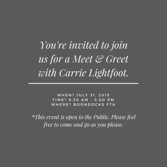 meet me you re invited