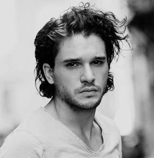 Kit Harington, December 2016