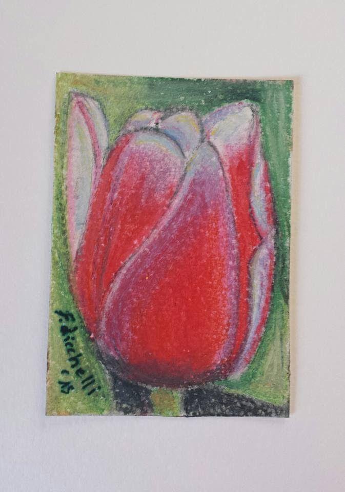 ACEO: cosa sono gli Aceo ovvero Art Cards Editions and Originals - peche' mi hanno colpito - Piccole opere d'arte da collezionare.