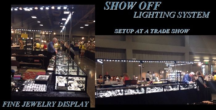 lighting for booth trade shows - Google Search