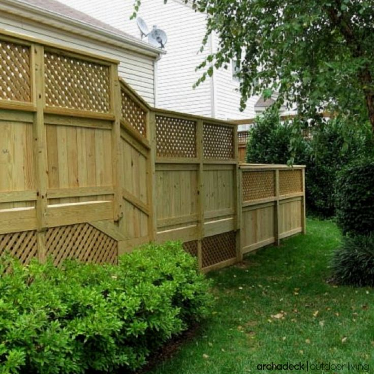 102 best Deck and backyard privacy ideas images on ...