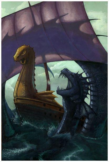 Voyage_of_the_Dawn_Treader_by_artgeektopia.jpg (415×614)