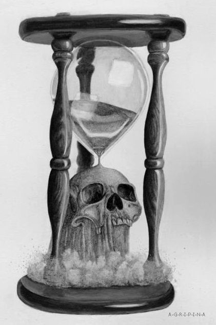 Hourglass drawing  349 best Tempus fugit... images on Pinterest | Hourglass, Sands ...