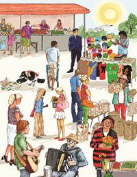 Edu.fi - Verkko-oppimateriaalit Oma city – kaupunkiseikkailu on 5-6-luokkalaisille maahanmuuttajanuorille suunnattu yhteiskuntaopin oppimateriaali. Se opastaa oppilasta tuntemaan suomalaisen yhteiskunnan rakennetta lapsen ja nuoren näkökulmasta. Kalle-variksen ohjaamana oppilas tutustuu sisäsuomalaiseen kaupunkiin, jonka hän itse saa suunnitella ja jonka jossa hän voi nuorena ja kansalaisena toimia.