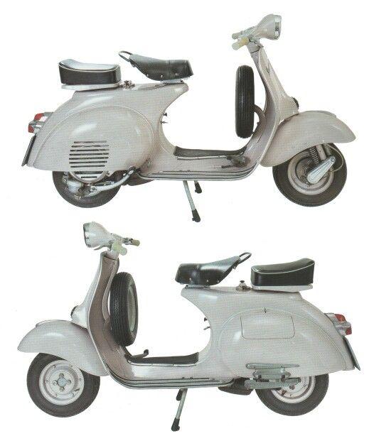 1967 Vespa Vnb125