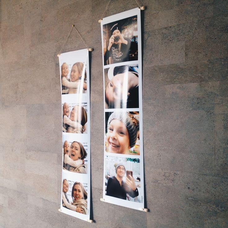 Мы любим большие* фото, а из Instagram особенно! Это большие, яркие, супер-глянцевые полоски на плотной фото-бумаге с высоким качеством цветопередачи и четкой детализацией. Они подходят для любого интерьера - квартира, загородный дом или промышленный Loft. С WallStrips фотосессия не останется незамеченной. www.instamag.ru