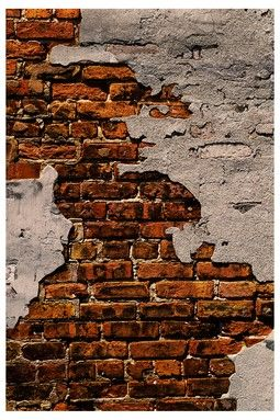 Brick-Paint Wall Art