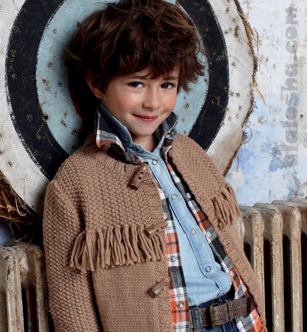 ALALOSHA: VOGUE ENFANTS: knitted fashion