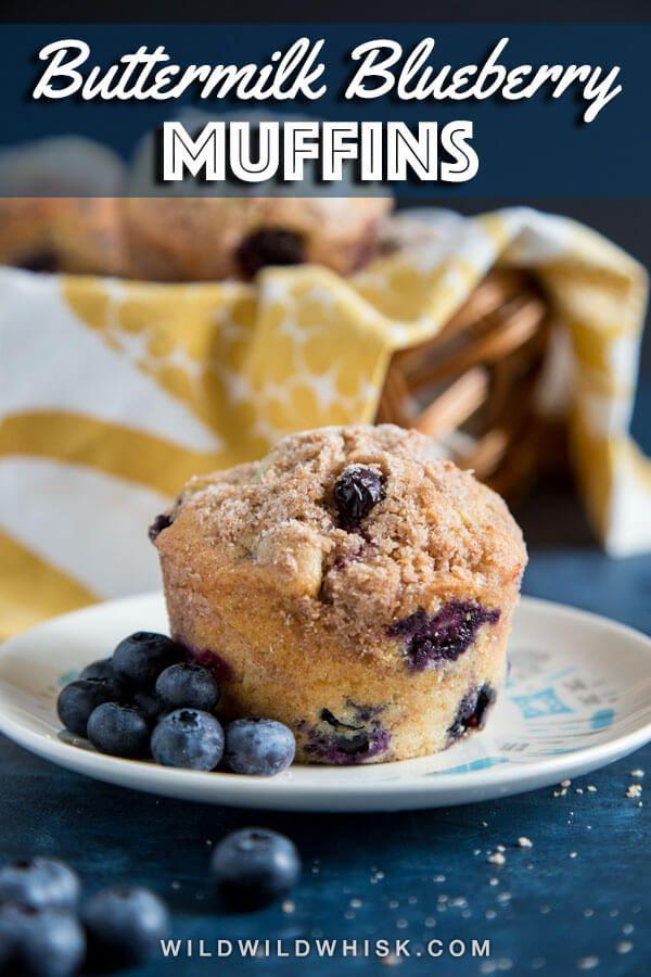 Buttermilk Blueberry Muffins Recipe Buttermilk Blueberry Muffins Blue Berry Muffins Lemon Blueberry Muffins Recipe