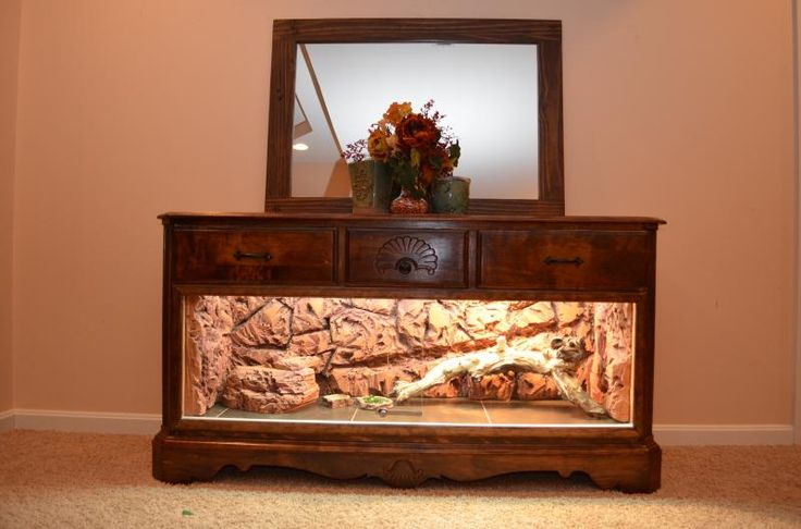 Complete Enclosure from Dresser