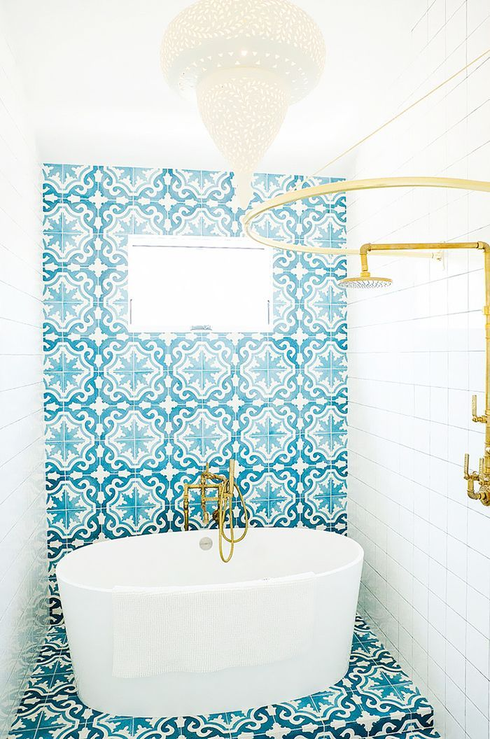 This Buzzy Travel Destination Is Inspiring Our Latest D cor  Obsession Here s Why. Best 10  Blue bathrooms ideas on Pinterest   Blue bathroom paint