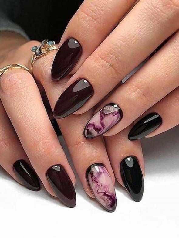 20 Fresh Designs Of Nail Arts for Fashionable Women 2019