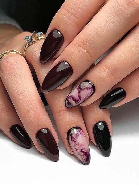 fresh design of nail arts