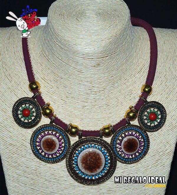 Accesorios y joyas para verte femenina, elegante y deslumbrar. Tel. 2013797 - 6599926. Mi Regalo Ideal Bogotá Colombia. #miregaloideal