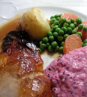 Herkkusuun lautasella-Ruokablogi: Itsenäisyyspäivän perinteinen kalkkuna illallinen