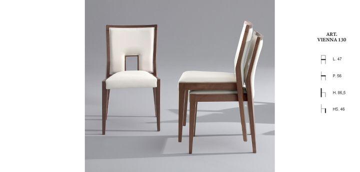 Vienna 130 modern olasz szék - www.montegrappamoblili.hu