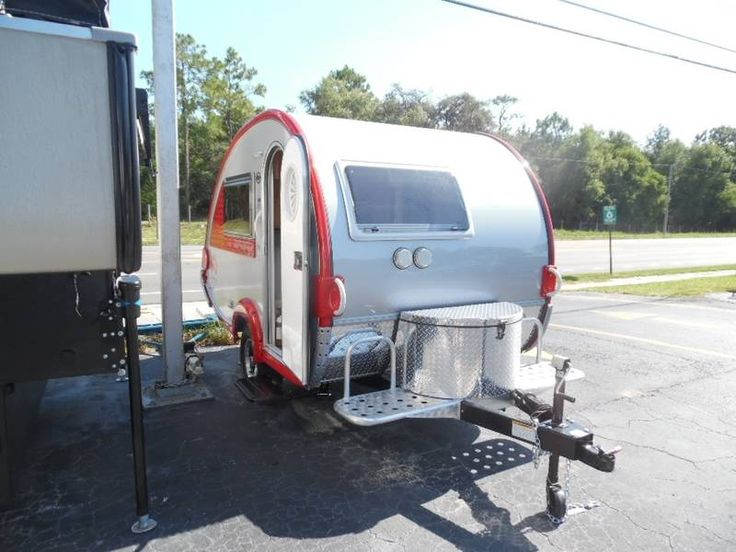 2017 TAb  LITTLE GUY TRAILERS OUTBACK EDITION SILVER RED OR SILVER BLACK for sale  - Inverness, FL | RVT.com Classifieds