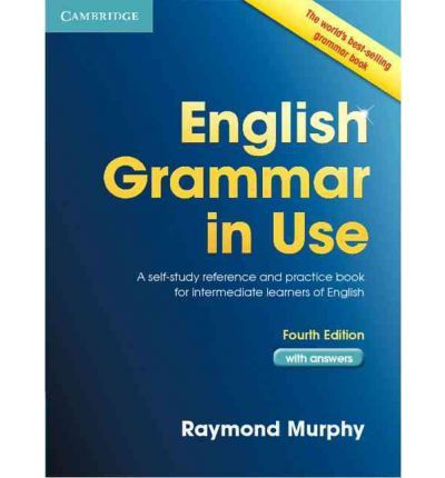 English Grammar in Use by Raymond Murphy with Answers