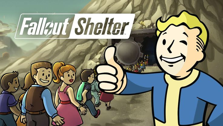 Fallout Shelter steam version is now available; details of the in-game purchases