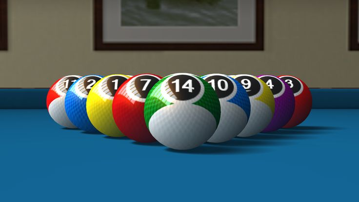 Pool Break Pro – 3D Billiards v2.5.1 Apk