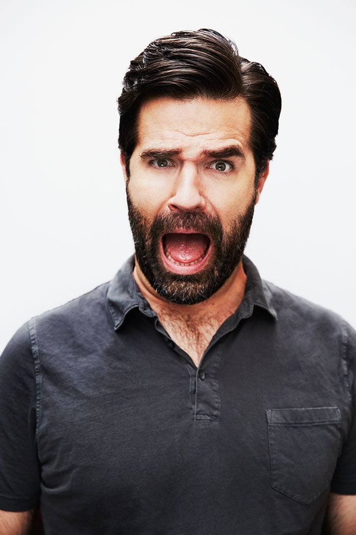 Comedian Rob Delaney Gets Serious In His New Memoir