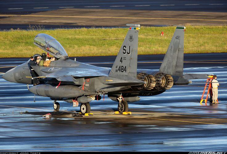 McDonnell Douglas F-15E Strike Eagle - | Aviation Photo #4043259 | Airliners.net