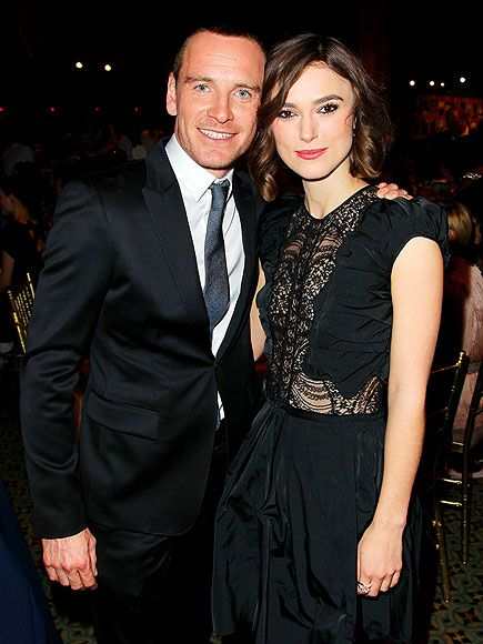 """Keira Knightley came close when she payed tribute to Michael Fassbender -- the night's Spotlight winner and her co-star in """"A Dangerous Method"""" -- by saying: """"If I had to be spanked by anybody, I'm glad it was by you."""" January 2012 - The NBR Awards."""
