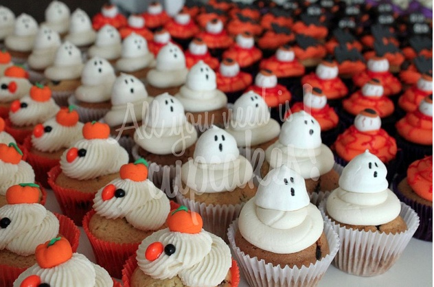 131 Best Images About Halloween Cupcakes On Pinterest