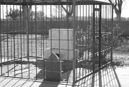 Billy the Kid Cemetery
