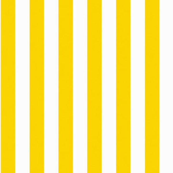 Nice and bright! Yellow stripe from Marimekko Essentials by Galerie - 13046